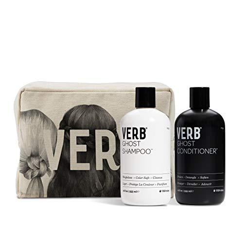 Verb Ghost Shampoo & Conditioner Duo 12 oz
