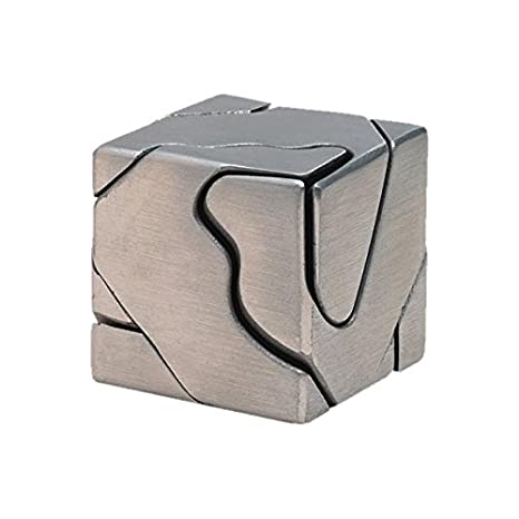 4a670a540f Amazon.com: Puzzle Master Curly Cube: Toys & Games