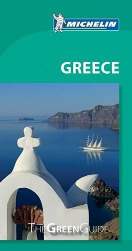 Michelin Green Guide Greece