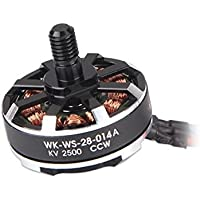 New Walkera F210 Spare Part F210-Z-22 KV2500 CCW Brushless Motor WK-WS-28-014A By KTOY