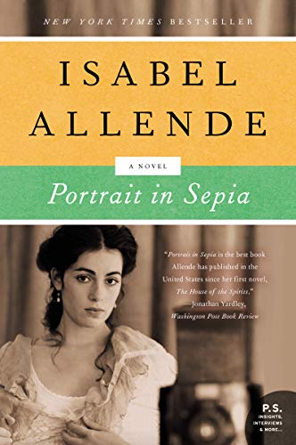 Portrait in Sepia: A Novel ()