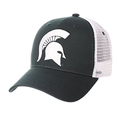 Zephyr MICHIGAN STATE SPARTANS BIG RIG ADJUSTABLE HAT from Zephyr 1049662