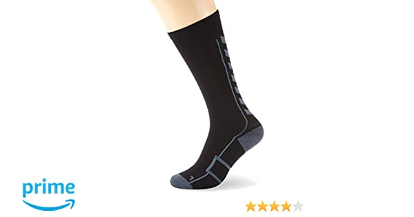 Hummel Calcetines Tech Indoor Sock High: Amazon.es: Deportes y aire libre