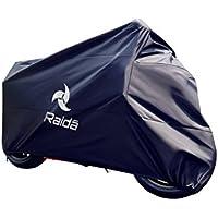 Raida RainPro Bike Cover for Royal Enfield Classic 500 (Navy Blue)