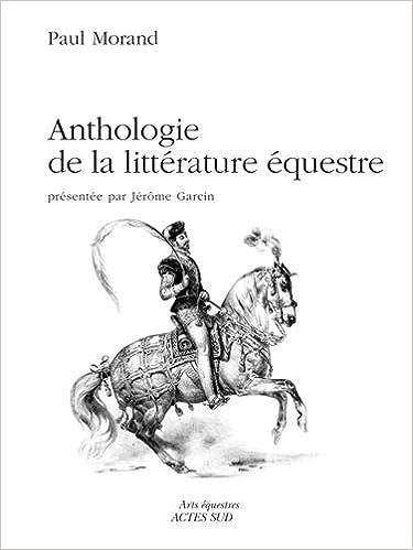 Livres Anthologie de la littérature équestre epub, pdf