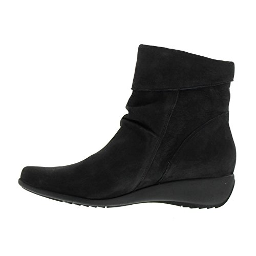 Leather Seddy Mephisto Boots Womens Noir 0P4xvw6qwa