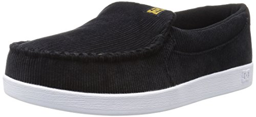 DC Men's Villain Tx Slip-on Skate Shoes Black/Gold cheap newest cheap sale 2014 newest low shipping fee cheap online outlet new buy cheap fake nUXLcstO