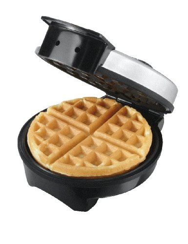 Oster CKSTWF2000 Belgian Waffle Maker, Stainless Steel (Oster 8 Inch Waffle Maker compare prices)