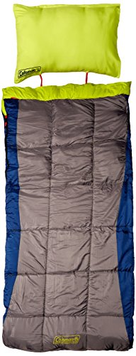 Coleman Heaton Peak 40 Degree Big & Tall Sleeping Bag For Sale