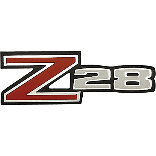Eckler's Premier Quality Products 33154041 Camaro Rear Spoiler Decal Z28