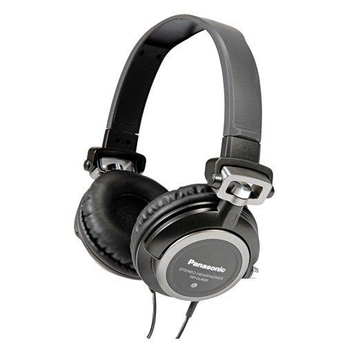 Panasonic RP-DJ600E-K Mid Black Range Panasonic DJ Headphones RP-DJ600E-K - Black B000MRP1BE, ハート&キュート:66395813 --- baggu-menzu.xyz