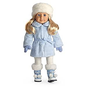 Amazon.com: American Girl Snow Flurry Outfit (My American