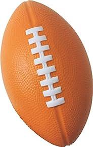 "LMC Products Foam Football Sports Toy - 7.25"" Easy Grip Soft Foot"