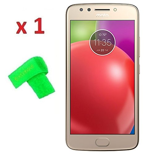 1 x Motorola MOTO E4 XT1767PP XT1767 / Moto E Gen 4 Screen Protector Guard  CLEAR PRE-CUT No Cutting Require Perfect Fit + EXTREME BRAND (1 x Clear
