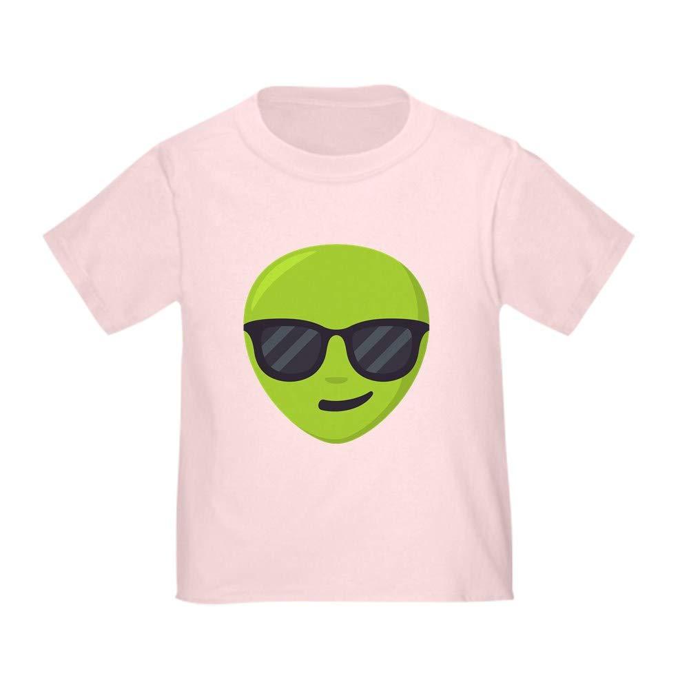 Amazon.com: CafePress Alien Gafas de sol Emoji para niños ...