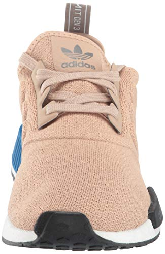 adidas Originals mens Nmd_r1 Running Shoe, St Pale Nude/St Pale Nude/Carbon, 4.5 US