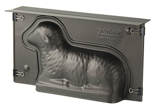 Zenker 9101''Special Season'' Lamb-Baking Tin, Black, 10.83 x 5.90 x 2.56'' by Zenker (Image #6)