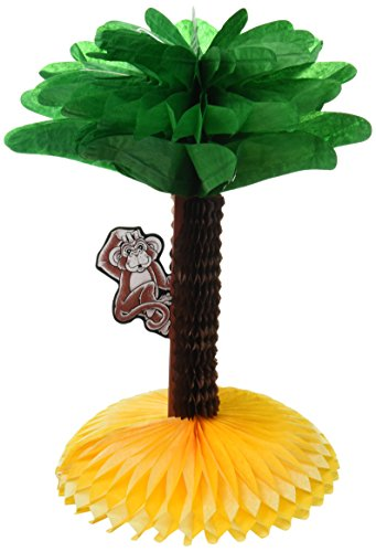 Luau Centerpiece Party Accessory (1 count) (1/Pkg)