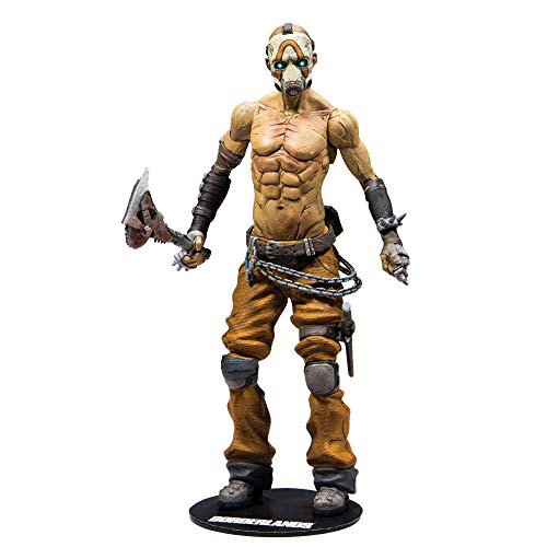 McFarlane Toys Borderlands - Psycho Action Figure, Multicolor