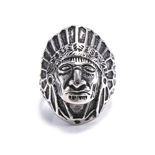 mens-316l-stainless-steel-vintage-indian-chiefs-ring-silver-size-10