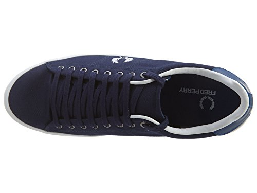 Fred Perry Howells Twill para hombre Azul carbón