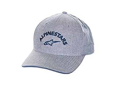 AlpineStars Men's Case Curve Hat Blue O/S from AlpineStars