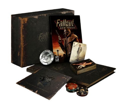 Fallout: New Vegas Collector's Edition (PS3) by (Fall Collectors)