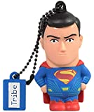 Tribe FD033501  DC Comics Warner Bros. Pendrive Figure 16 GB Funny USB Flash Drive 2.0, Superman Movie (FD033501)