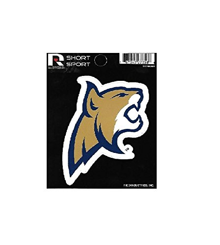 State Opener Bottle Montana (NCAA Montana State Short Sport Decal Sports Fan Home Decor, Multicolor, One Size)