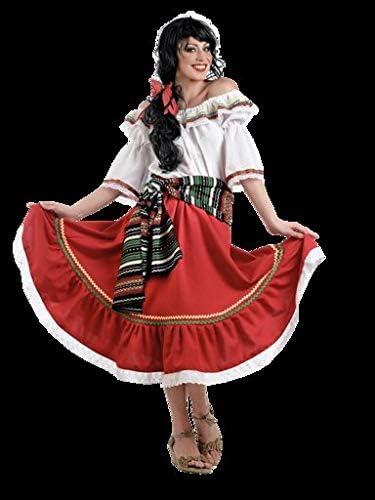 Limit Disfraz Mexicana Olleta T.S: Amazon.es: Productos para mascotas