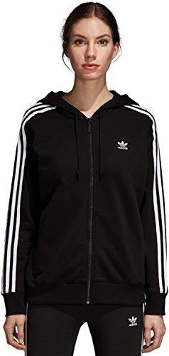 Nera Zip Giacca Adidas Donna Dn8151 3str xvWwUUz6qf