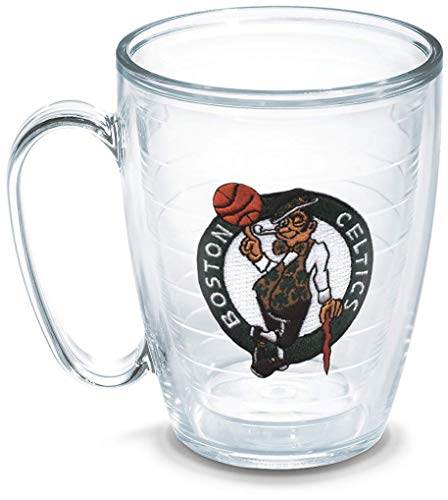 boston celtics freezer mug - 1