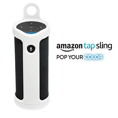 Amazon Tap Sling Cover White