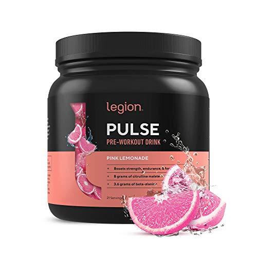 Legion Pulse Best Natural