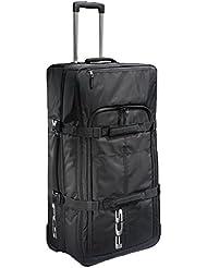 FCS Longhaul Luggage - Black