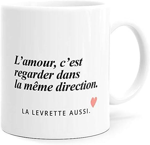 Mug Humour Amour Levrette Tass…