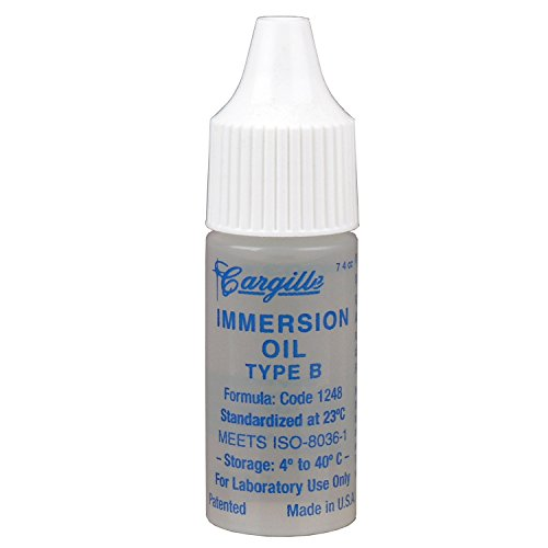 immersion oil - 7
