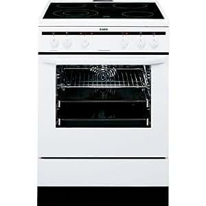 AEG 40036VI-WN - Cocina (Independiente, Color blanco, Giratorio, 50L, 6900W, Eléctrico) Si