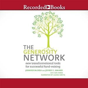 The Generosity Network Audiobook
