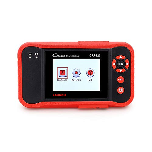 LAUNCH CRP123 OBD2 CReader ABS SRS Transmission Engine Code Reader Diagnostic Scanner by LAUNCH (Image #9)
