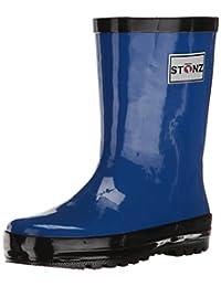 Stonz Natural Rubber Rain Boot (Toddler/Little Kid/Big Kid)