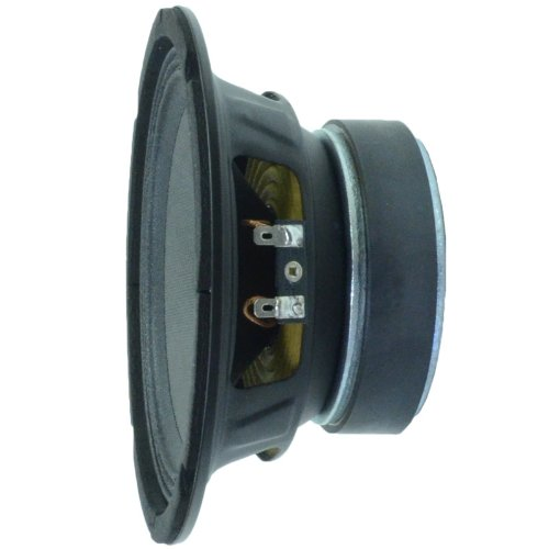 "UPC 812451013283, Seismic Audio - 6"" Raw Woofer/Speaker  - PA/DJ ~ Replacement Woofer"