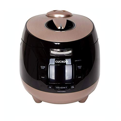 Find Discount Cuckoo CRP-M1077S Multifunctional & Programmable Electric Pressure Rice Cooker, Xwall ...