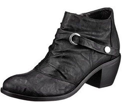 City Walk Boots - Botas de material sintético para mujer negro - negro