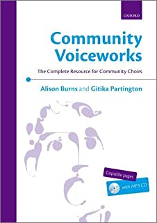 Rise up singing the group singing songbook amazon pete community voiceworks the complete resource for community choirs fandeluxe Image collections