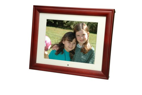 Smartparts SP104C 10.4-Inch Digital Picture Frame (Cherry Wood)