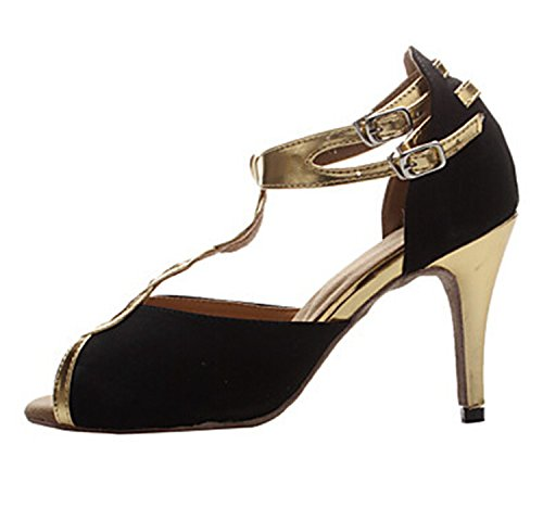 en pour femme Chaussures pour strap Minitoo soirée pour d'honneur T nero Satin de mariée mariage demoiselle Nero qU8WwHY