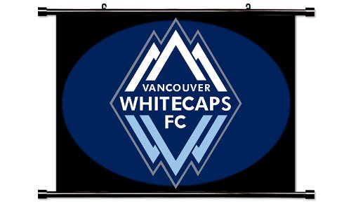 Vancouver White Caps Wall Scroll Poster