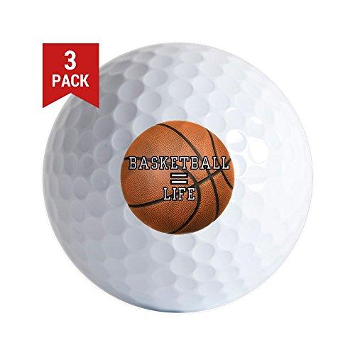 - Golf Balls (Set of 3) Basketball Equals Life