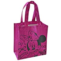 Disney Minnie Bowtique Foil Design Mini Non-Woven Tote Bag (Set of 2)